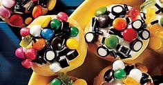 Vaskeægte børnefødselsdags-fest-boller! Birthday Parties, Happy Birthday, Fun Games, Fruit Salad, Kids Meals, Snacks, Baking, Breakfast, Cake