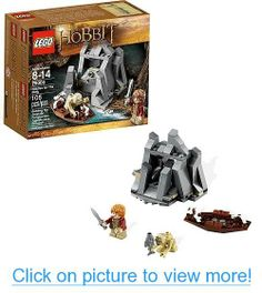 LEGO The Hobbit Riddles for The Ring