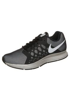 more photos 75929 b19b0 Nike Addict · ZOOM PEGASUS 31 - Chaussures de running avec amorti -  black reflective silver Chaussure Running