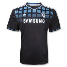 Chelsea 11/12 Away Soccer Jersey