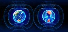 WHAT SCIENCE IS TELLING US ABOUT EARTH'S ELECTROMAGNETIC FIELDS & HOW THEY CONNECT TO OUR OWN
