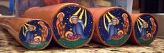 Gorgeous polymer clay canes by K. Hernandez - Polymer Clay Art