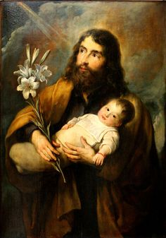 | Awestruck Catholic Social Our Morning Offering - March 19 #pinterest  God of Love, Joseph was the husband of Mary, and You entrusted Jesus to his care. I am inspired by his fidelity and integrity as Your self-sacrificing servant............Network