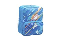 Resistance Square Backpack Blue  9699