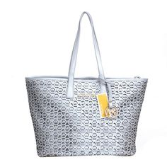 Michael Kors Jet Set Perforated Travel Large Silver Totes Creat The Miracles To Make You More Attractive.