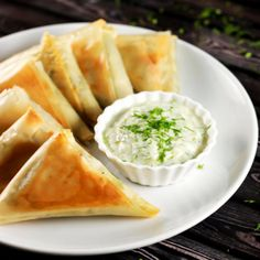 GREEK SPINACH AND CHEESE PARCELS SPANAKOPITA