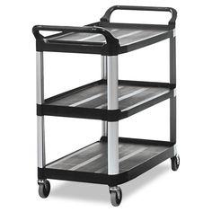 rubbermaid xtra utility cart