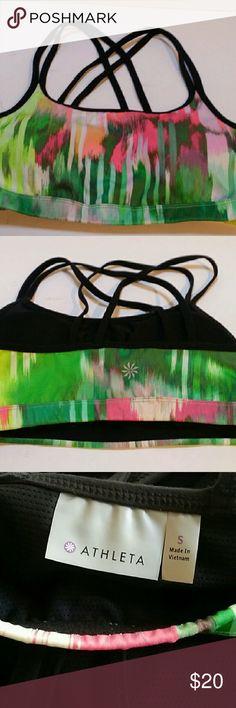 ##SOLD###Athleta bikini/athletic top In perfect condition Athleta Swim Bikinis