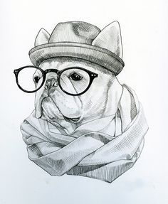hipster drawing ideas tumblr dogs - Google Search