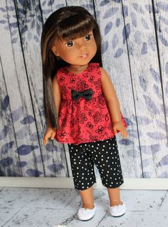 American Girl Wellie Wishers Doll 2-Piece by Sweetlivielou on Etsy