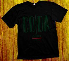 Led Zeppelin Coda Black Men Shirt Rare S to XXXL by CahyaAbadi, $22.25