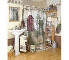 Outhouse Bathroom Theme