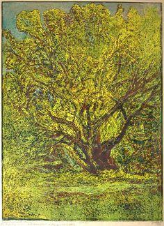Josef Vachal Impressionism, Daydream, Surrealism, Art Reference, Illustration, Nature, Painting, Om, Landscapes