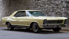 1965 Buick Riviera GS Coupe: Lot 4007 | Top 7 Classic Cars for Sale at Russo and Steele's Monterey Auction [SLIDESHOW]