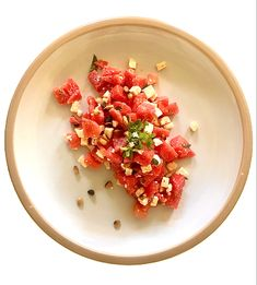 Feta, Waldorf Salat, Mango Salat, Avocado, Panna Cotta, Ethnic Recipes, Mint, Dulce De Leche, Lawyer