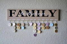Cumpleaños de la familia