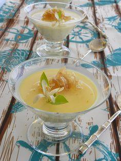 Easy To Make Desserts, Delicious Desserts, Other Recipes, Preserves, Food Videos, Panna Cotta, Greek, Favorite Recipes, Medium