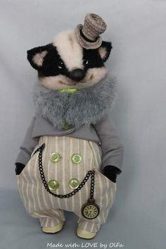 Badger Rich By OlFa - Bear Pile