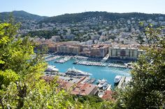 Port de Nice Côte d'Azur
