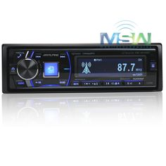 Alpine CDE-HD149BT In-Dash CD/MP3/USB Car Stereo Receiver w/ Bluetooth, HD Radio, SiriusXM Ready & Premium LCD Display