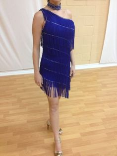 Latin-Fringe-Dress
