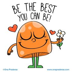 Be the best you can