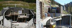 Villa Vals, una vivienda subterránea en Vals, una zona de aguas termales, perfecta para disfrutar y descubrir una forma diferente de vivir en una casa autosuficiente enterrada en una montaña de los Alpes Suizos #VillaVals #Suiza #Alpes #autosuficiente #hometour #subterranea #arquitectura