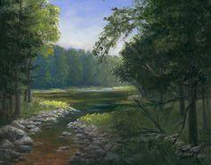 Catskill Mountain Scenes - Catskill Creek