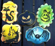 Spooky Halloween http://www.trilogyedibles.com