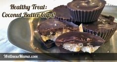 Healthy Coconut Butter Cups Recipe