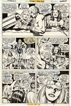 The Eternals, Issue 6, Page 16