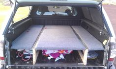 2011 Tacoma Build - Page 2 - Expedition Portal Tent Camping Beds, Truck Bed Camping, Family Camping, Truck Bed Drawers, Jeep Xj Mods, Truck Caps, Camper Shells, Tent Set Up, Camper Storage
