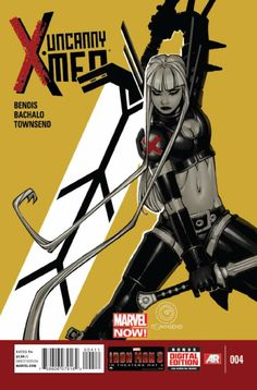 Uncanny X-Men #4 (Issue)