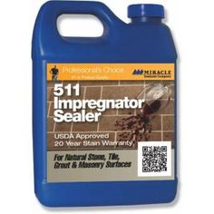 Miracle Sealants, 32 oz. Impregnator Penetrating Sealer, 511 QT - H at The Home Depot - Mobile