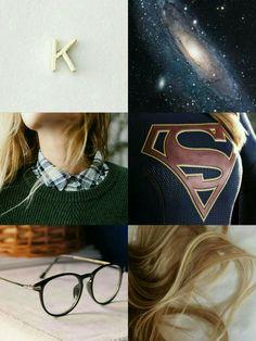 Aesthetic Kara Zor El/Supergirl
