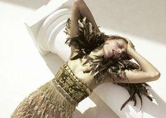 Anja Rubik | Camilla Akrans | Numéro #77 | PhoenixRising