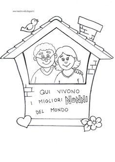 maestra Nella: festa dei nonni