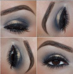 12 Easy and Pretty Prom Makeup Ideas For Brown Eyes | Gurl.com
