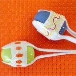 Manualidades fáciles: Cómo hacer maracas para niños