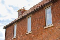 Rationel AURAPLUS windows, supplied by Ecotec. To see more, go to ecotecwindows.com or check out our reviews on Houzz! Composite Windows, Houzz, Garage Doors, Architecture, Outdoor Decor, Check, Home Decor, Arquitetura, Decoration Home