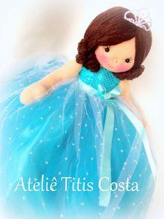 Bonecas de pano,princesas,daminhas,bebes