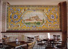 Restaurante El Monasterio de Talavera.  Situado en pleno casco antiguo de Talavera de la Reina, rodeado de lo que antaño fueran las murallas de Talavera, y frente al rió, nuestro  restaurante se convierte en un...
