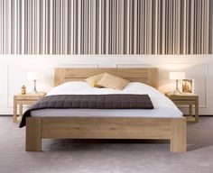 9 Astounding Ideas: Minimalist Home Bedroom House minimalist bedroom men style.Minimalist Decor With Color Simple minimalist bedroom loft tiny house.Minimalist Home Organization Bookshelves. Wooden Bed With Storage, Bed Frame With Storage, Cama King, Cama Queen, Minimalist Bedroom Small, Minimalist Home Decor, Minimalist Kitchen, Minimalist Interior, Minimalist Living