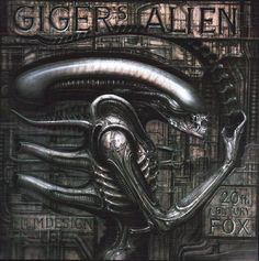 Hans Rudolf Giger is a Swiss surrealist painter, sculptor, and set designer. He won an Academy Award for Best Achievement for Visual Effects for his design work on the film Alien.