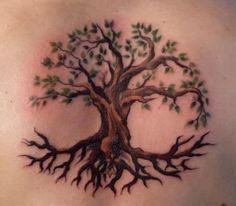 Cuál es el significado de los tatuajes de árboles. Los árboles son imágenes muy recurrentes en los tatuajes, y es que estos objetos cuentan con un poderoso significado que los convierte en una alternativa ideal para personas espirituales, apegadas a s...