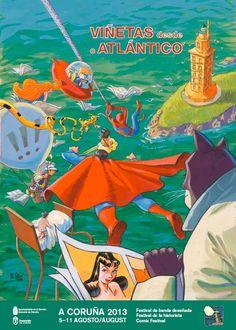 Festival del Cómic Viñetas desde o Atlántico