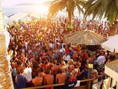 Carpe Diem Hvar Beach party