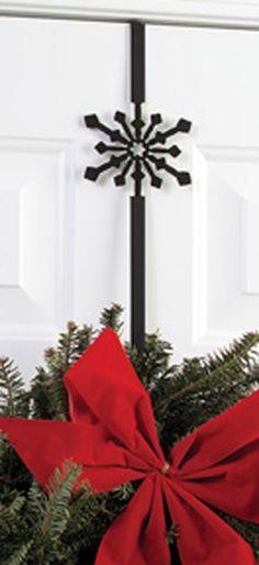 Wreath Hanger for Front Door Hanger Door Hook Over the Door Hooks Coastal Decor Tropical Beach Decor Palm Tree Brass 14