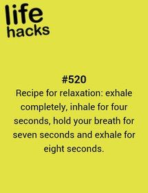 hacks, relax, diy, 1000 life hacks, relaxation, tips, recipe