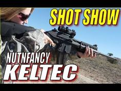 Nutnfancy at SHOT Show: KEL-TEC